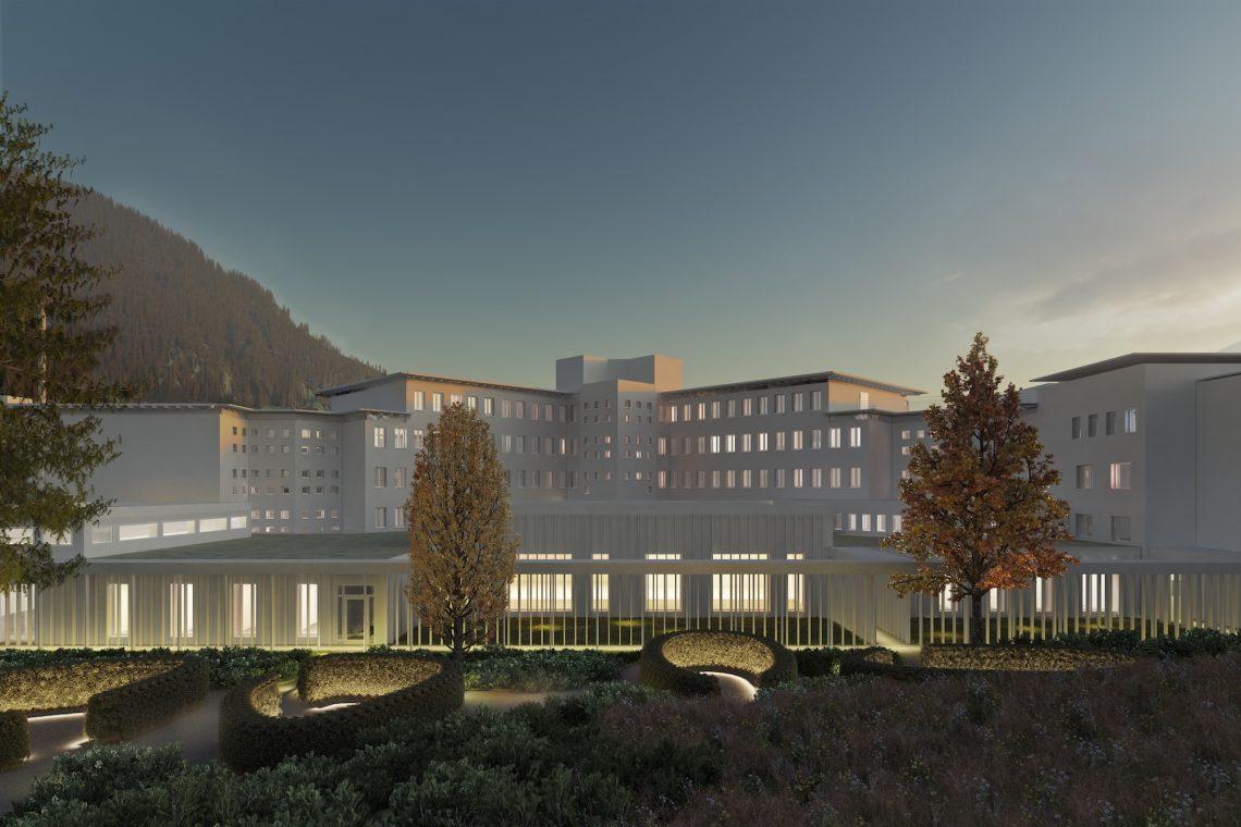 Neupositionierung HGK Davos