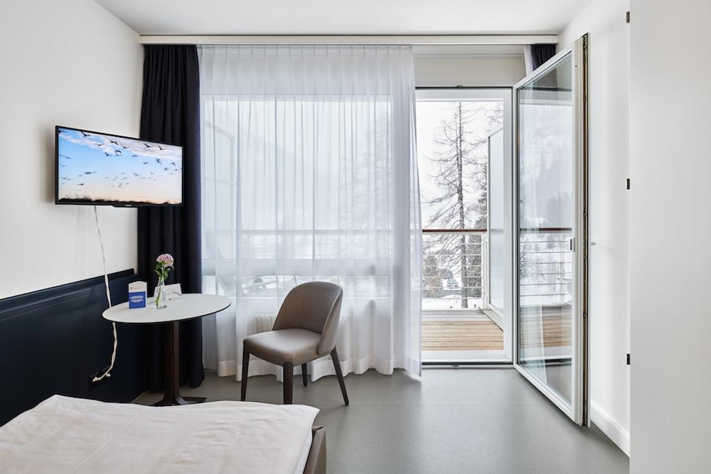HGK Davos Gästezimmer