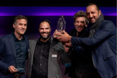 OOS Projekt gewinnt Real Estate Award 2018