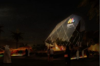 Together with facts and fiction (Cologne) and AODA, OOS wins the competition for the Monaco Pavilion at EXPO 2020 in Dubai