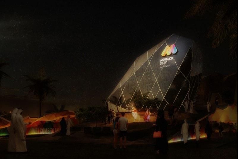 OOS gewinnt zusammen mit facts and fiction (Köln) und AODA den Wettbewerb für den Pavillon von Monaco an der EXPO 2020 in Dubai.