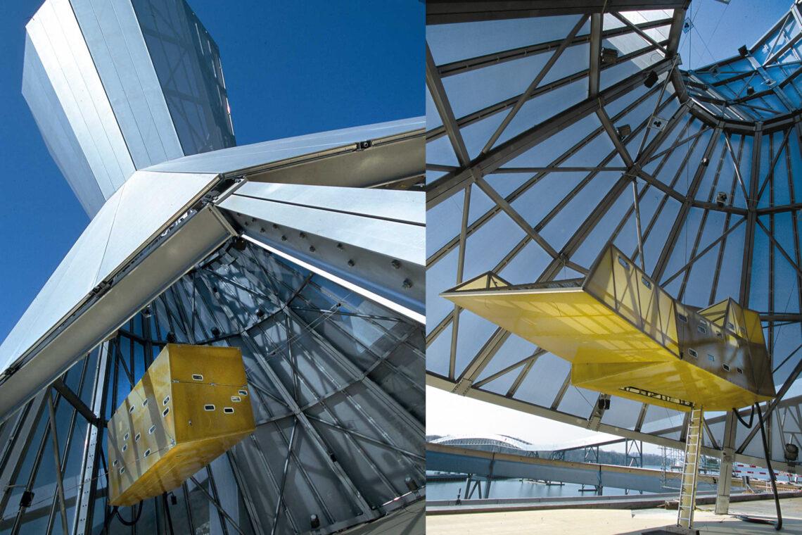 Klangturm Expo.02
