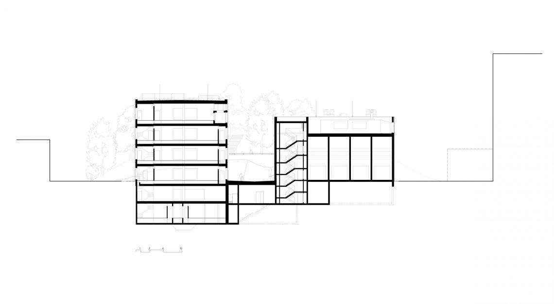 Erweiterungsbau Cube II