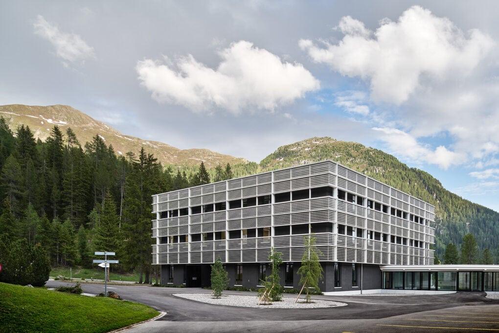 Gebündelte Kompetenz - Campusgebäude in Davos erfolgreich fertiggestellt