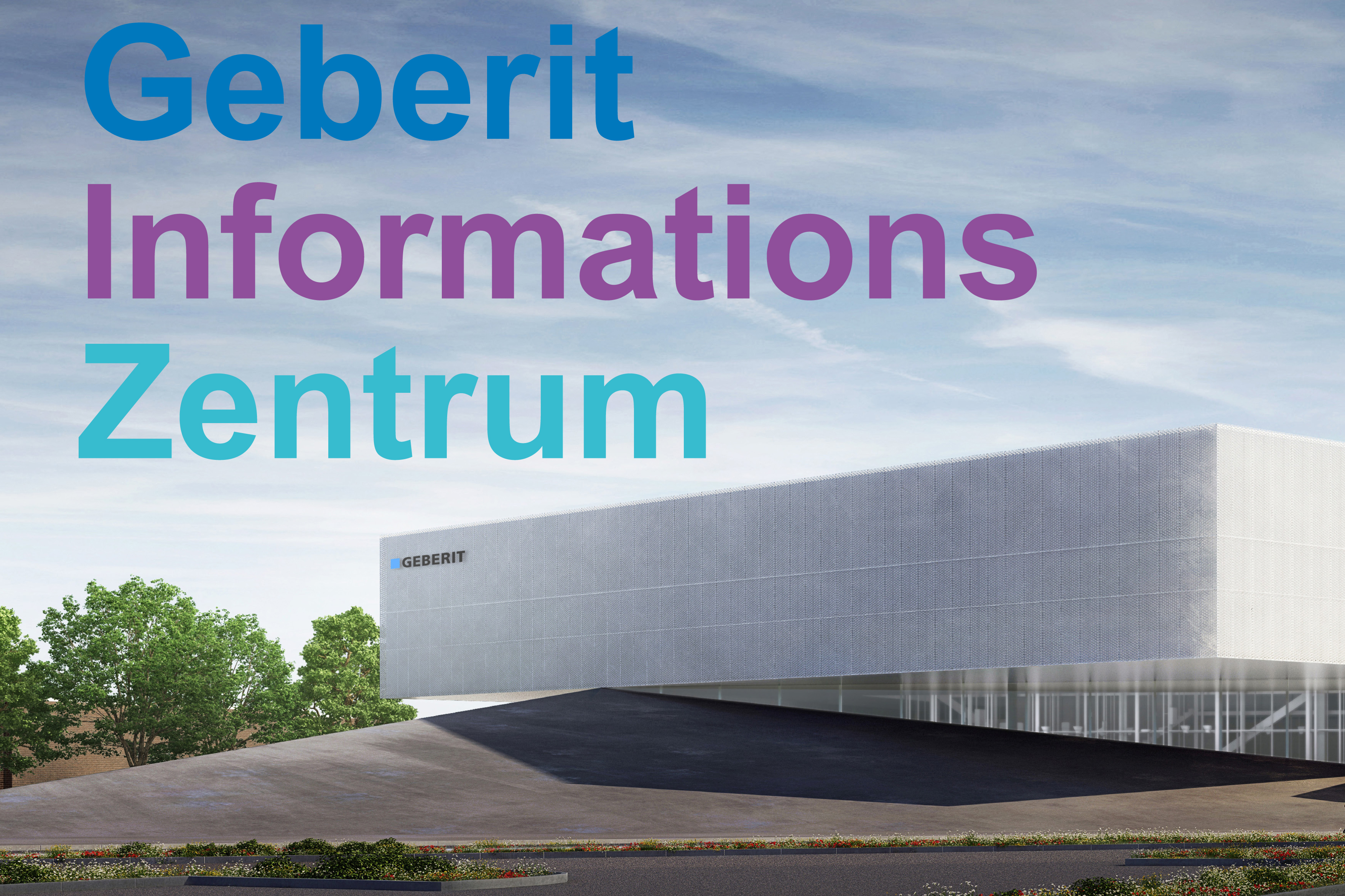 Geberit Informationszentrum