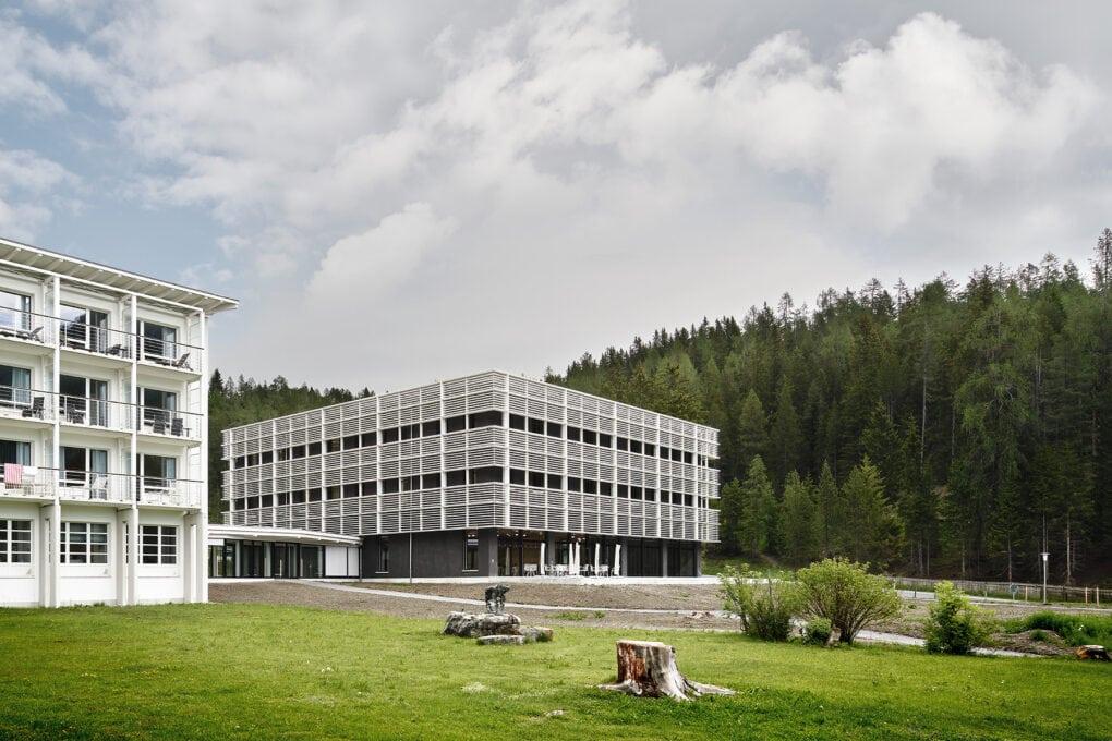 Campusgebäude eröffnet - die neue Adresse für Spitzenforschung in Davos