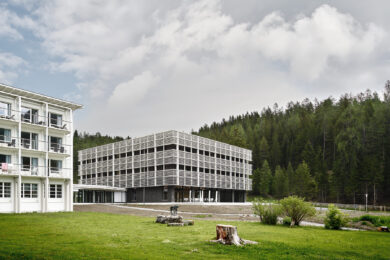 Campus building opened - the new address for cutting-edge research in Davos