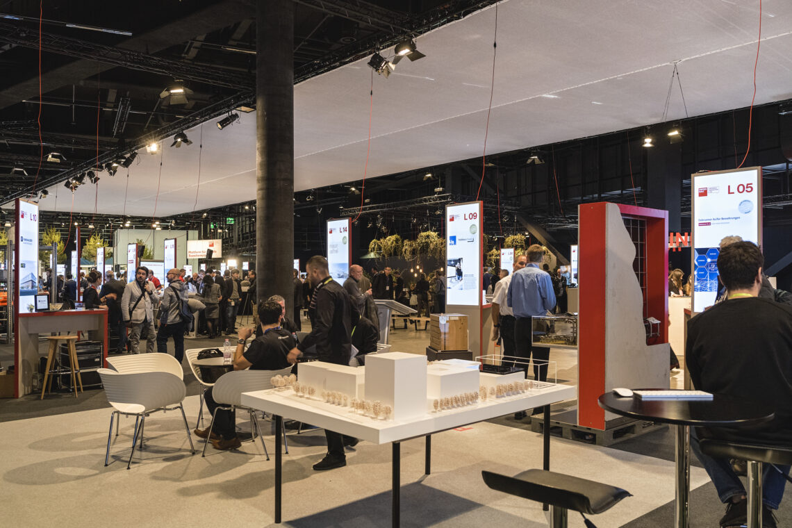 Swissbau Innovation Lab 2020