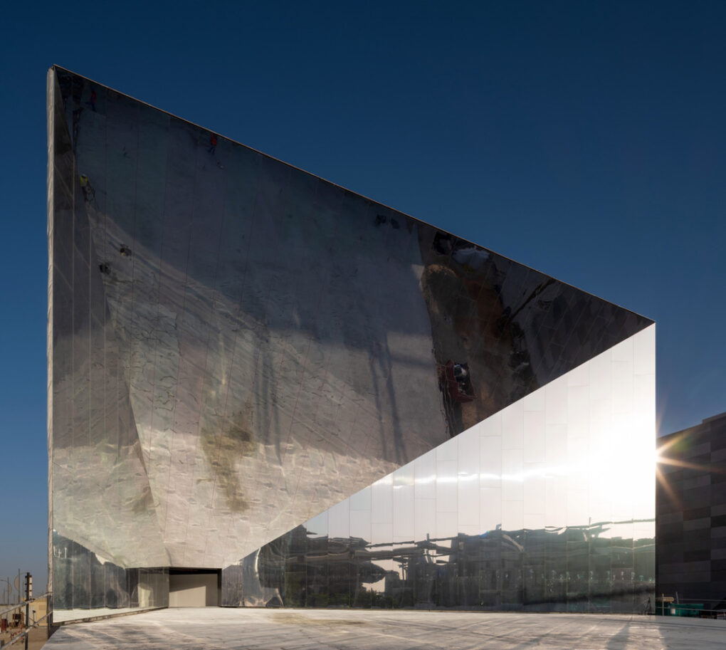 Einweihungsfeier Schweizer Pavillon Expo 2020 Dubai