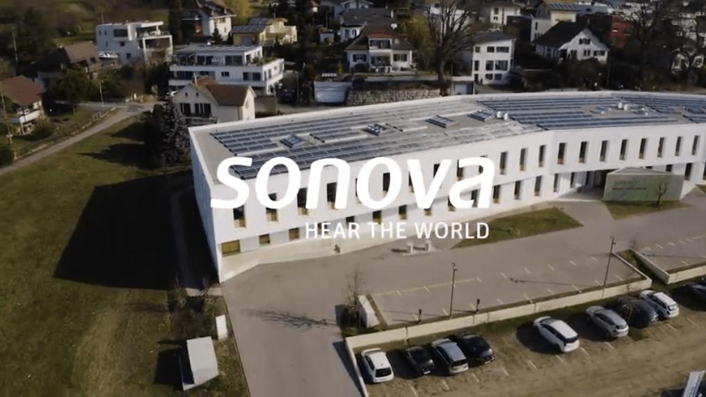Virtual Grand Opening - Sonova Wireless Competence Center Murten